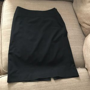 Banana Republic Black Skirt